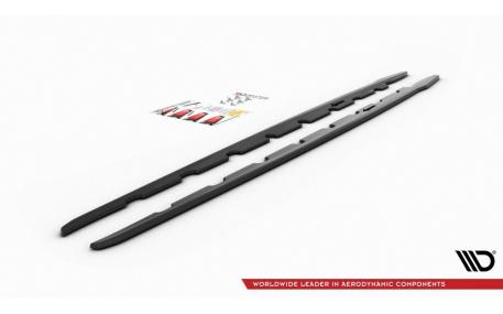 Накладки на пороги BMW 1 (F40)