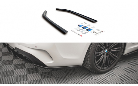 Накладка задняя BMW 3 (G20)
