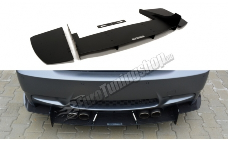 Накладка задняя BMW E92