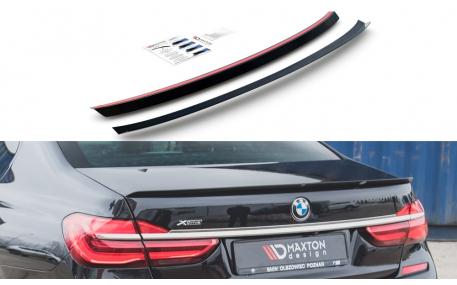 Спойлер BMW 7 (G11)