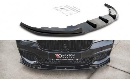 Накладка передняя BMW 7 (G11)