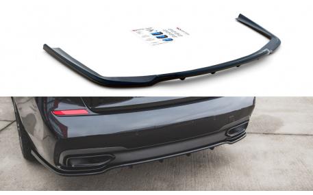 Накладка задняя BMW 7 (G11)