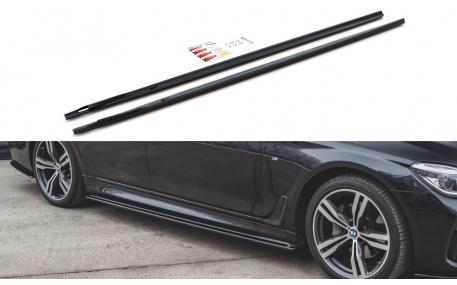 Пороги BMW 7 (G11)