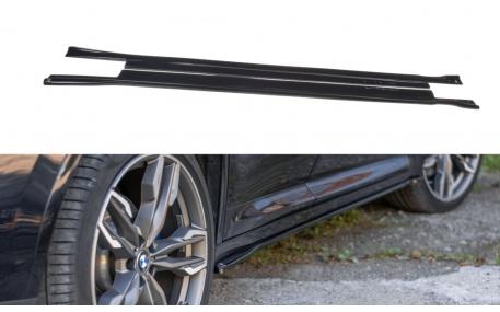 Пороги BMW X4 G02