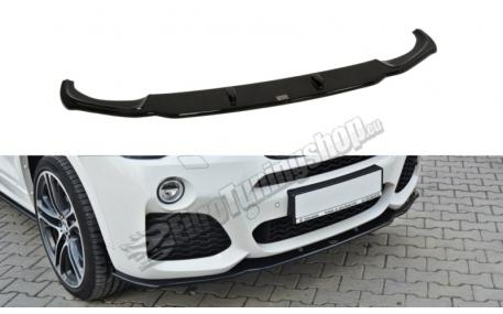 Накладка передняя BMW X4
