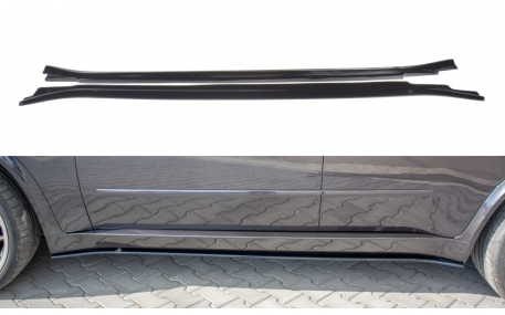 Накладки на пороги BMW X5 F15