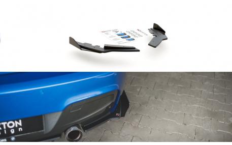 Накладка задняя BMW 1 (F20)