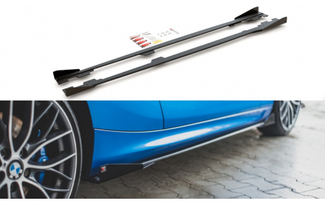 Накладки на пороги BMW 1 (F20)