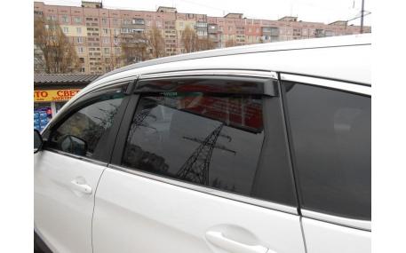 Дефлекторы окон BMW X5 F15