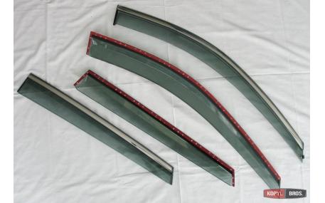 Дефлекторы окон Mazda CX-5