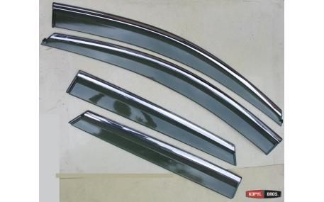 Дефлекторы окон Opel Grandland X
