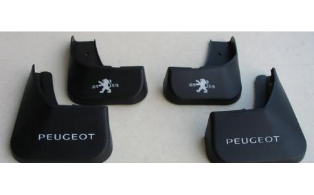 Брызговики Peugeot 2008
