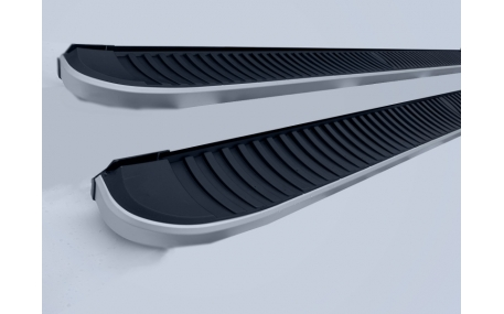 Подножки Dodge Nitro