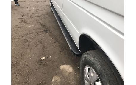 Подножки Mercedes Sprinter