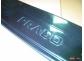 Накладка на задний бампер Toyota LC Prado 150