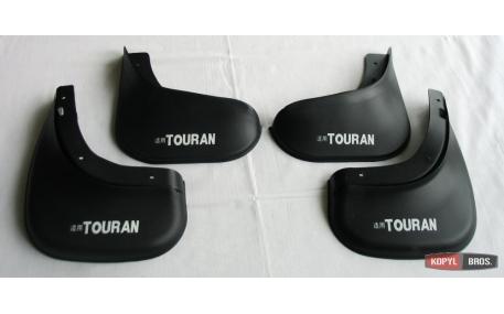 Брызговики Volkswagen Caddy / Touran