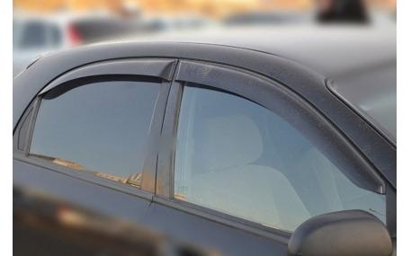 Дефлекторы окон Chevrolet Lacetti HB