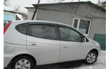 Дефлекторы окон Chevrolet Tacuma