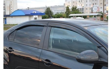 Дефлекторы окон Chevrolet Aveo T300