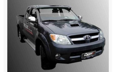 Козырек Toyota Hilux