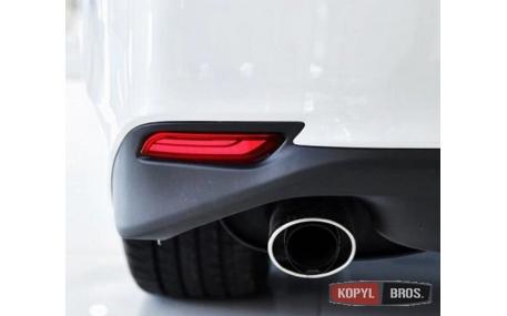 Дополнительная оптика Toyota Camry V70