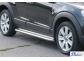 Подножки Chevrolet Captiva