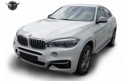 Подножки BMW X6 F16