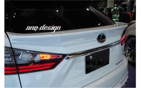 Спойлер Lexus RX