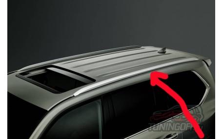 Рейлинги Lexus LX570