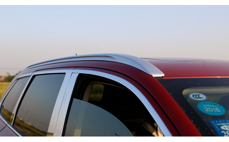 Рейлинги Mitsubishi Outlander