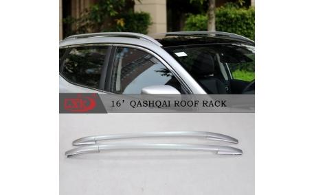 Рейлинги Nissan Qashqai J11