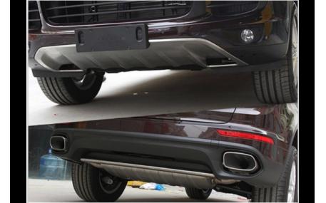 Комплект обвеса Porsche Cayenne 958