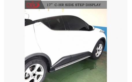 Подножки Toyota C-HR