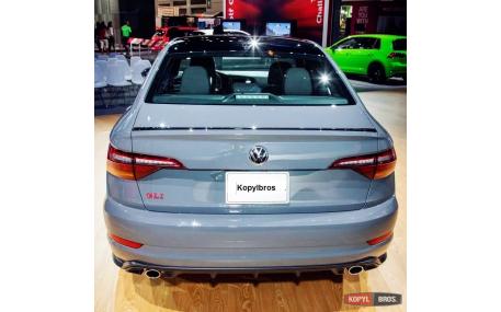 Спойлер Volkswagen Jetta