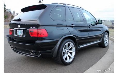 Арки BMW X5 E53