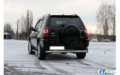 Защита задняя Toyota RAV4