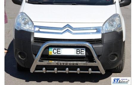Защита передняя Citroen Berlingo