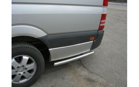 Защита задняя Mercedes Sprinter