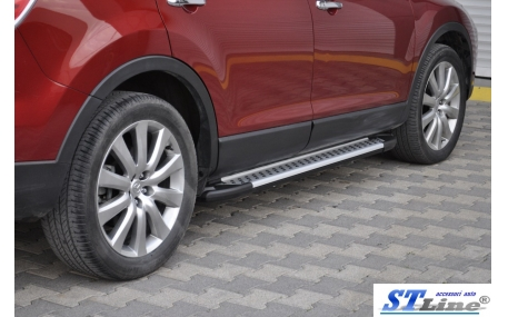 Подножки Mazda CX-9
