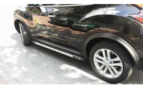 Подножки Nissan Juke
