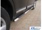 Подножки Nissan Qashqai