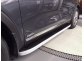 Подножки Opel Antara
