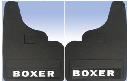 Брызговики Peugeot Boxer