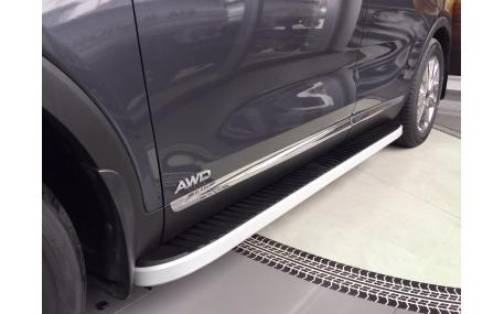 Подножки Peugeot 3008