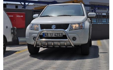 Защита передняя Suzuki Grand Vitara