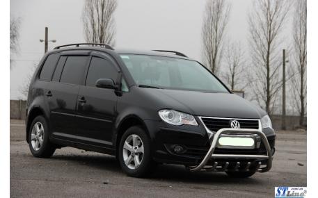 Защита передняя Volkswagen Touran
