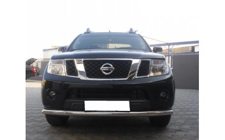 Защита передняя Nissan Navara