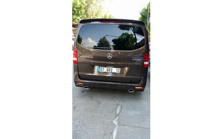 Накладка задняя Mercedes Vito W447