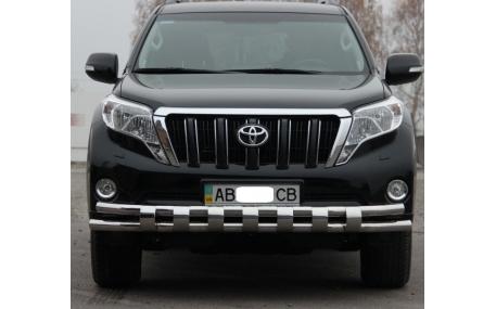 Защита передняя Toyota Land Cruiser Prado 150