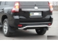 Защита задняя Toyota Land Cruiser Prado 150